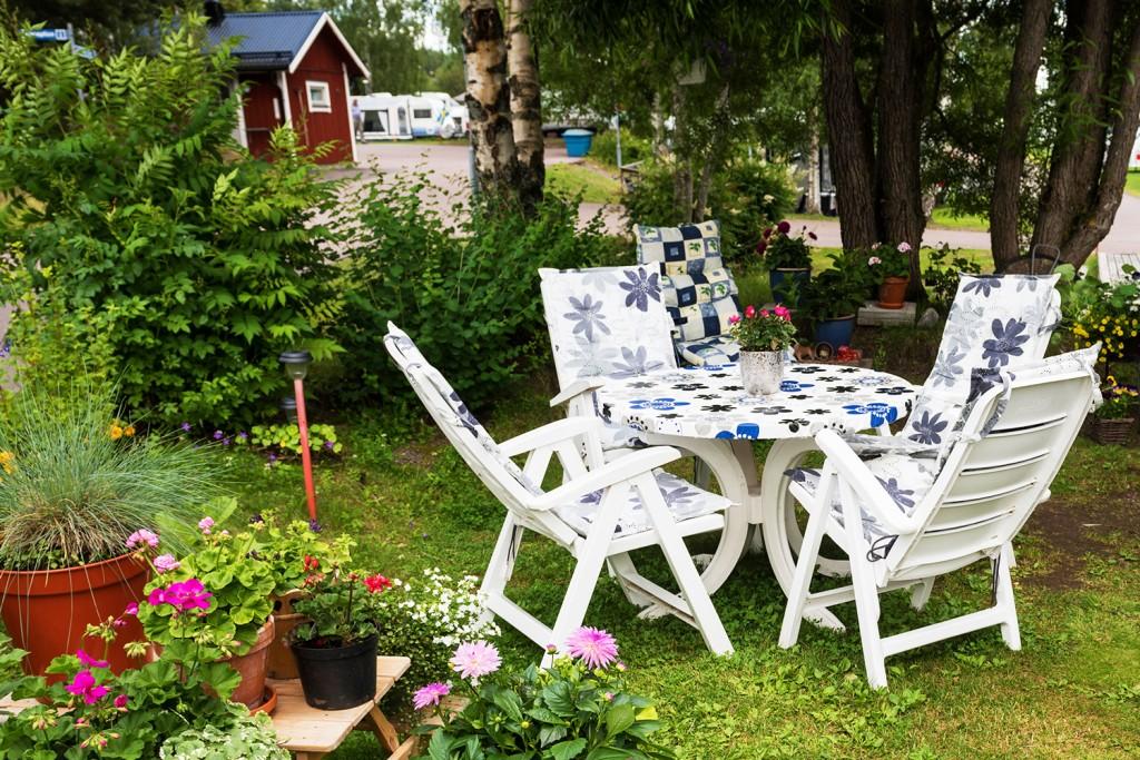 Camping at Lugnets Camping - Norrtälje Camping